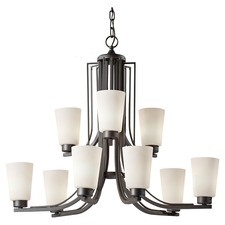 Weston Two Tier Chandelier
