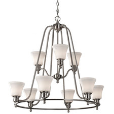 Cumberland Uplight Chandelier