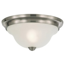 Vista 10 inch Flush Mount