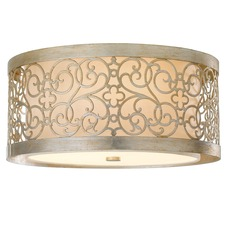 Arabesque Ceiling Light Fixture