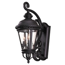 Castle Outdoor Wall Lantern