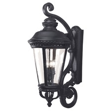 Castle Outdoor 1905 Wall Lantern