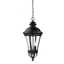 Castle Outdoor Pendant