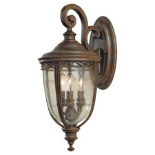 English Bridle OL3001 Outdoor Wall Light