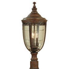English Bridle Outdoor Post Light