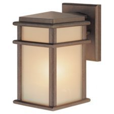 Mission Lodge Outdoor Wall Sconce