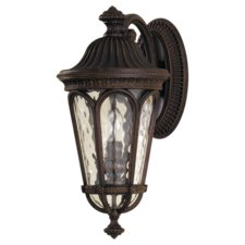 Regent Court Multi Light Outdoor Wall Sconce