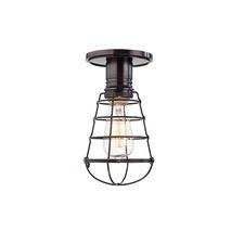 Heirloom WG Semi Flush Ceiling Light