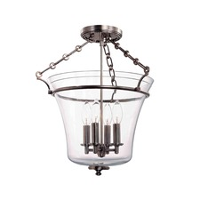 Eaton Semi Flush Ceiling Light