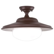 Independence Semi Flush Ceiling Light