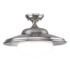 Independence Semi Flush Ceiling Light