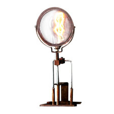 Study Magnifying Table Lamp