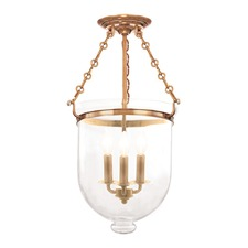 Hampton C1 Semi Flush Ceiling Light