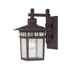Linden Exterior Wall Sconce