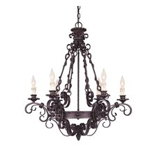 Bourges Chandelier