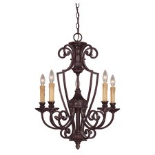 Knight Open Chandelier