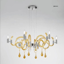 One Tier 2001 Chandelier