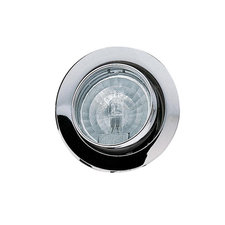 825.16 20W Swivel Recessed Puck Light Clear Lens