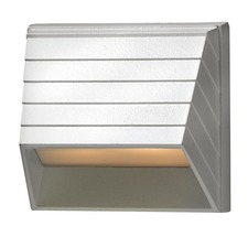 Square Deck LED Outdoor Wall Sconce