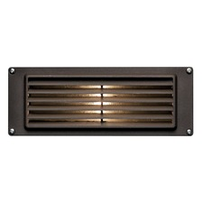 Louvered Brick Light