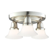 Edison 415M Semi Flush Ceiling Light