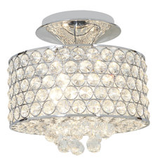 Kristal Semi Flush Mount