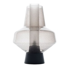 Metal Glass 2 Table Lamp