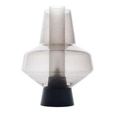 Metal Glass 2 Table Lamp