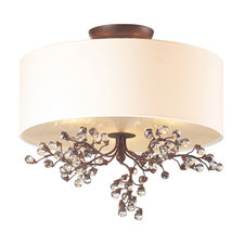 Winterberry Ceiling Semi-Flush Mount