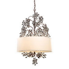 Winterberry 4-Light Chandelier
