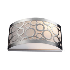 Retrovia Round Wall Sconce