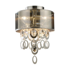 Parisienne Ceiling Semi-Flush Mount
