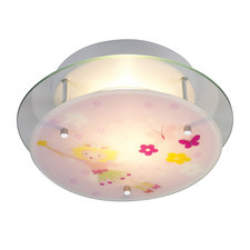 Girlie Novelty Ceiling Semi-Flush Mount