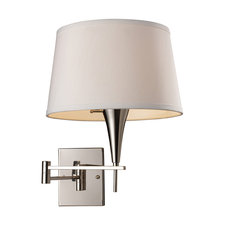 10108 Swing Arm Wall Sconce