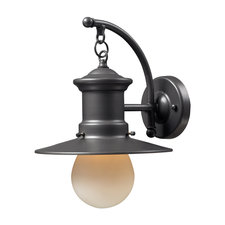 Maritime Outdoor Hanging Wall Sconce