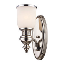 Chadwick Glass Wall Sconce