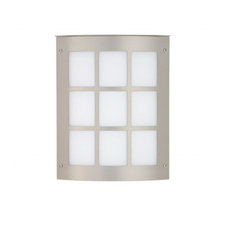 Moto 8 Grid Wall Sconce