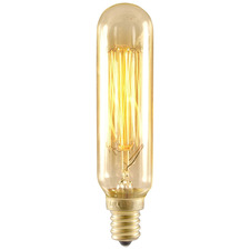 Nostalgic T6 E12 Antique Thread Bulb 25W 120V