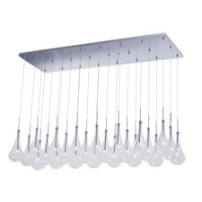 Larmes 24 Light Linear Suspension