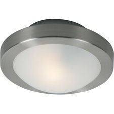 Piccolo Round Semi Flush Mount / Wall Sconce