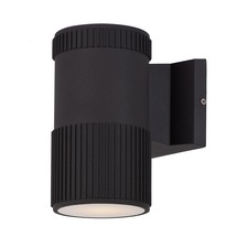 Lightray LED 1 Pleated Outdoor Wall Light