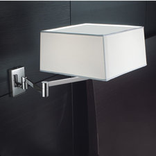 Carre Swing Arm Wall Sconce