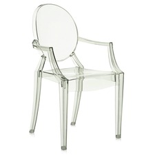 Louis Ghost Chair - Single