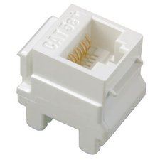 Cat 5e RJ45 Data/Phone Insert
