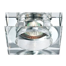 Crystal Square Cylinder 3 1/4 inch Trim