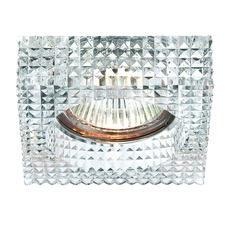 Crystal Diamond Square 3 1/4 inch Trim