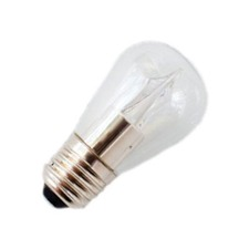 Utopia LED S14 E26 2W 120V 2700K 100 Lumens