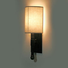 Al Mini Rectangle Wall Sconce