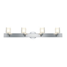 Glase Square Crystal Bath Bar