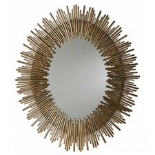 Prescott Oval Mirror